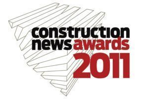 Construction News Awards 2011 Logo