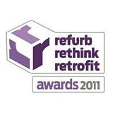 3R Awards Refurb Rethink Retrofit 2011