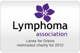 lymphoma association logo