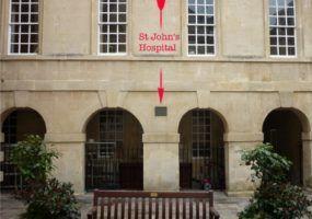 St Johns Hospital - Bath