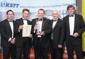 UKSTT Awards Second Award