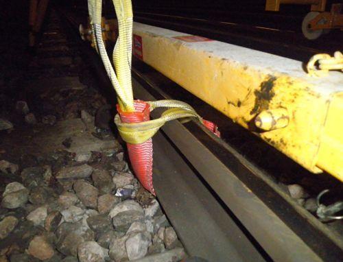 Lanes Rail Safety Strop