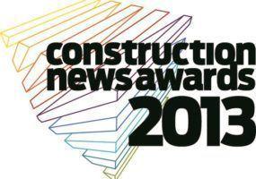 Construction News Awards 2013 Logo