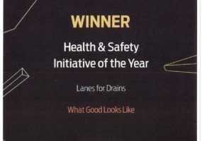 CNS Health and Safety Award