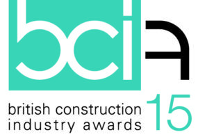 British Construction Industry Awards 2015 Finalist Logo