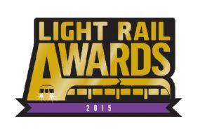 Light Rail Awards 2014 Logo