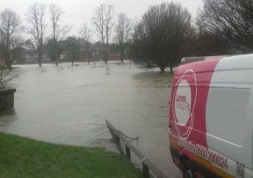 Cumbria and Lancashire Floods