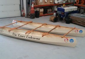 Lanes Group Endeavour Raft
