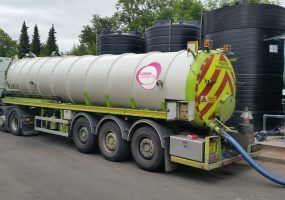 Lanes tanker for Bevisol