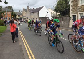 Scott Norris Cycle Race