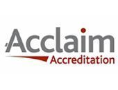 Acclaim Accreditation Badge