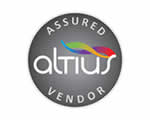 Altius Assured Vendor Badge