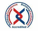 Building Confidence accreditation logo