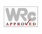 WRc Approved Logo