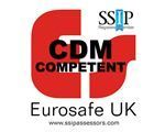 CDM Competent Eurosafe logo