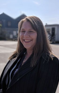 Lanes Group regional manager for Plymouth, Lisa Andrews