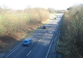 A36 Road Warminster