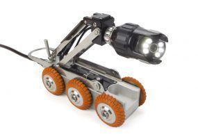 Proteus EX Camera Crawler