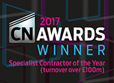 CN 2017 Awards Winner Specialist Contractor 2017