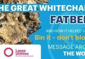 Whitechapel Fatberg infographic thumbnail