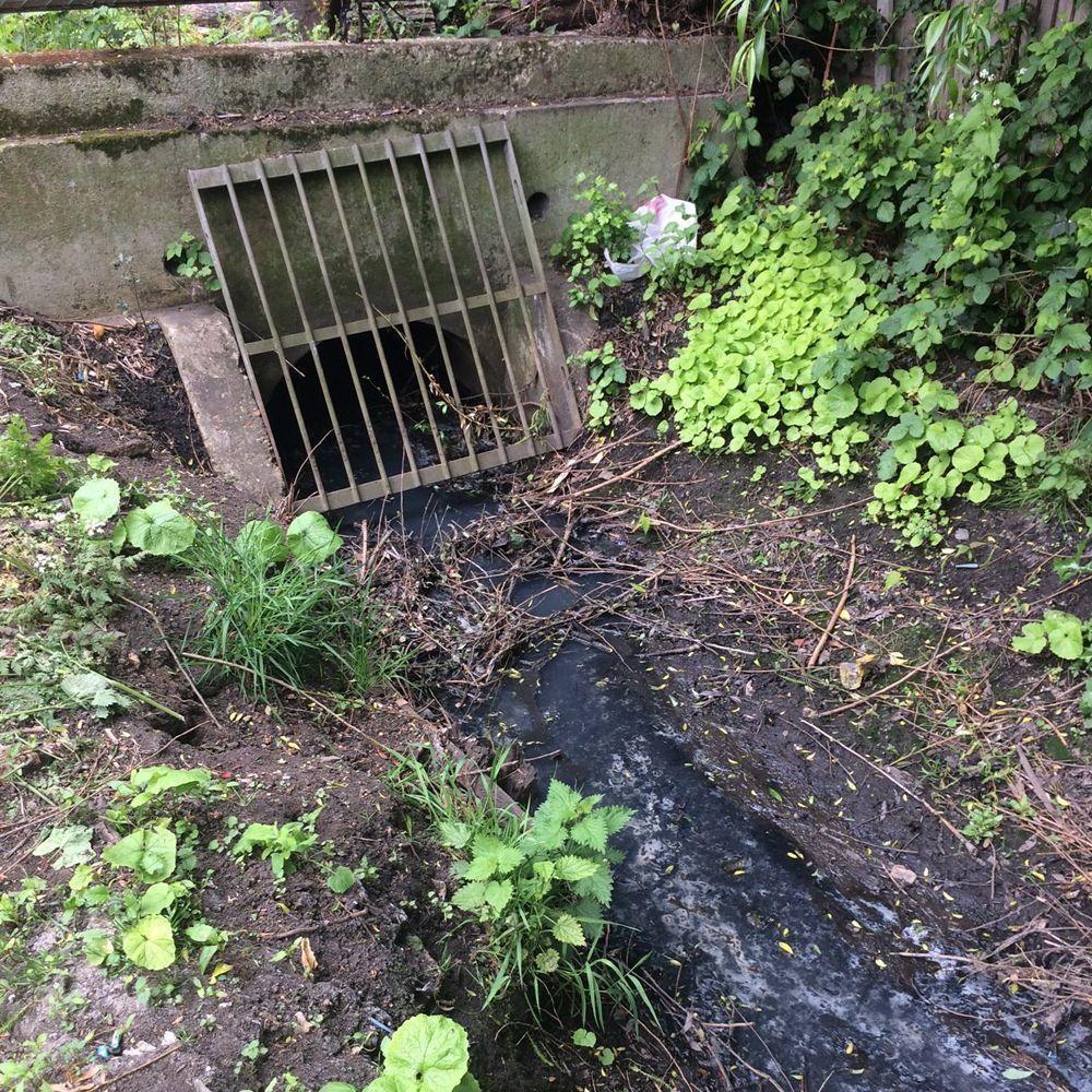 Culvert Desilting Reduces Flooding Risk In East London Borough