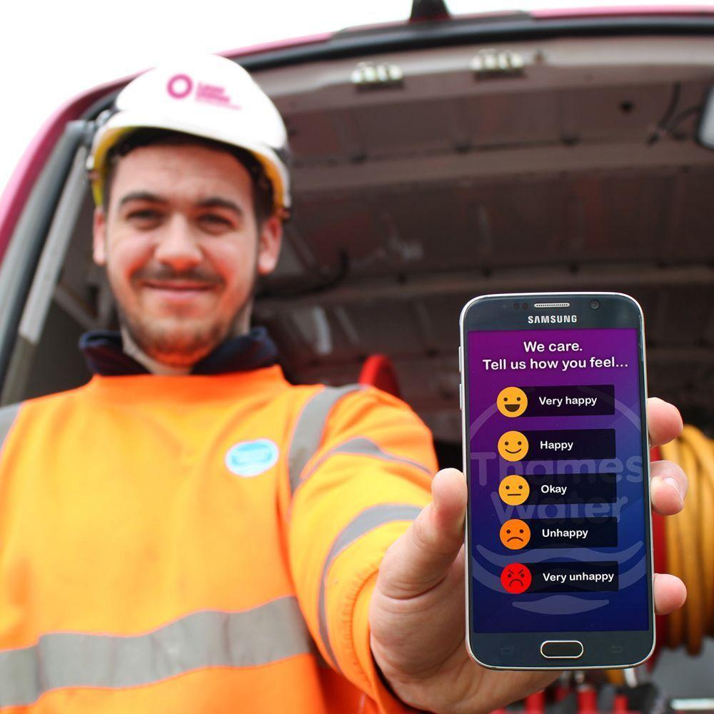 Lanes Utilities wellbeing App