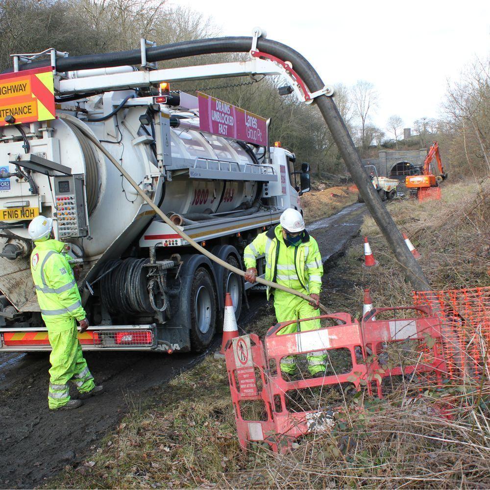 Novel Drainage Technology Accelerates Tunnel Transformation