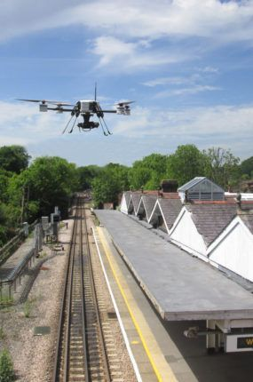 UAV Drones approved for London usage