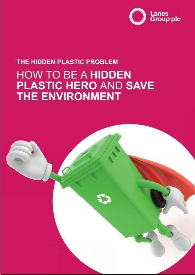 Hidden Plastics Factfile - KS1