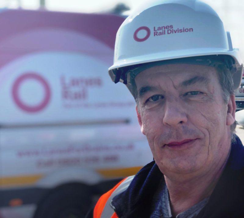 Lanes Rail General Operations Manager Martin Balcombe SQU