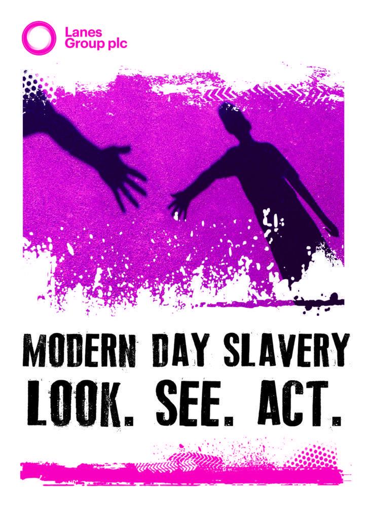 Modern Day Slavery Image