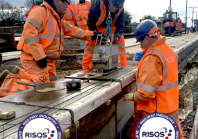 RISQS accredited Lanes workmen