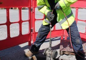 Lanes carry out CCTV drainage survey